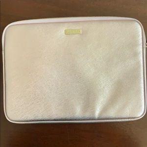 "Rose Gold  Kate Spade 13"" iPad/laptop sleeve"